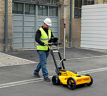 Leica Geosystems Georadar